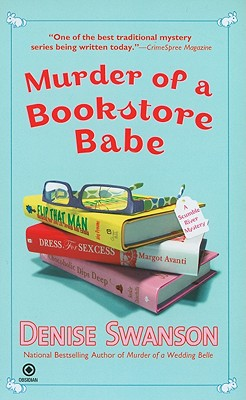 Murder of a Bookstore Babe: A Scumble River Mystery, Denise Swanson