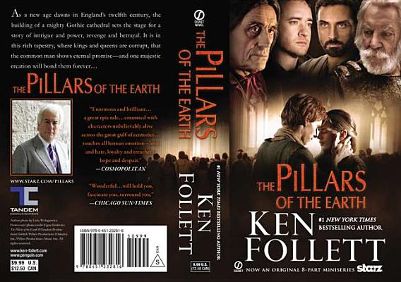 PILLARS OF THE EARTH (PILLARS OF THE EARTH, NO 1), FOLLETT, KEN
