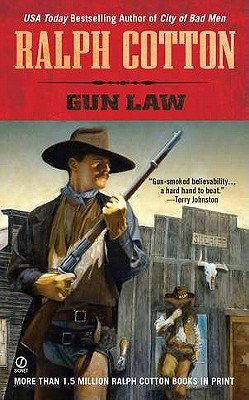 Image for Gun Law (Ralph Cotton Western Series)
