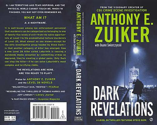 Image for Dark Revelations