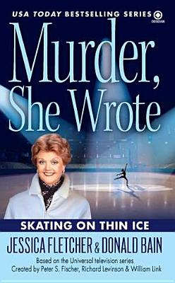 "Image for ""Murder, She Wrote: Skating on Thin Ice"""