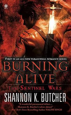 Image for Burning Alive: The Sentinel Wars