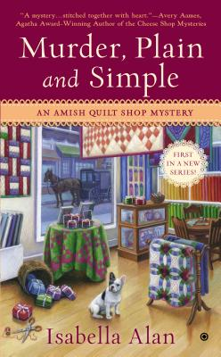 "Image for ""Murder, Plain and Simple: An Amish Quilt Shop Mystery"""
