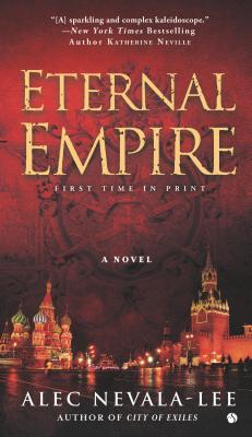 Eternal Empire, Alec Nevala-Lee