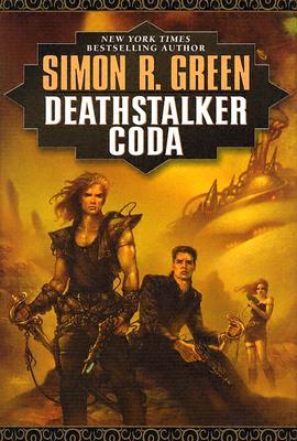DEATHSTALKER CODA, GREEN, SIMON