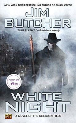 White Night (The Dresden Files, Book 9), Jim Butcher