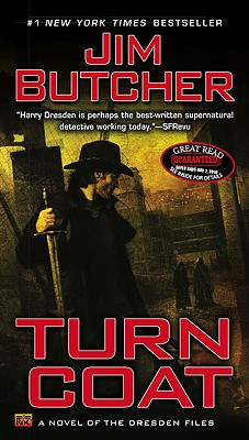 Turn Coat (The Dresden Files, Book 11), Butcher, Jim