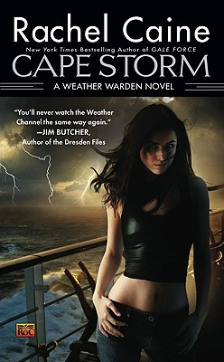 Image for CAPE STORM A WEATHER WARDEN NOVEL