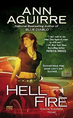 Image for Hell Fire (Corine Solomon, Book 2)