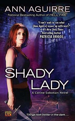 Image for Shady Lady: A Corine Solomon Novel