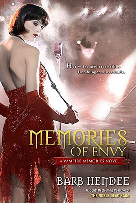 Image for Memories of Envy: A Vampire Memories Novel