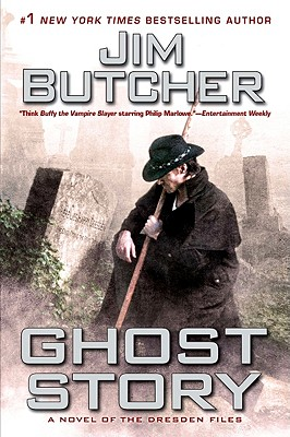 Ghost Story (Dresden Files, No. 13), Jim Butcher