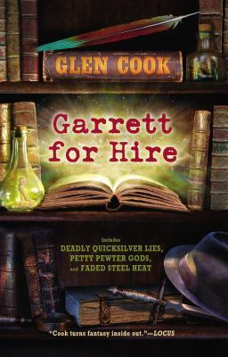 Garrett for Hire, Cook, Glen