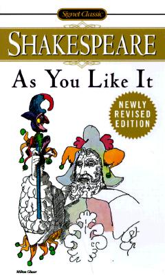 Image for AS YOU LIKE IT NEWLY REVISED EDITION