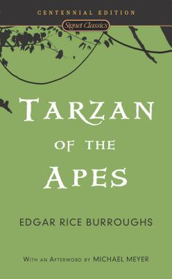 TARZAN OF THE APES, BURROUGHS, EDGAR