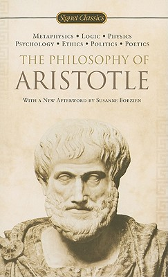 Image for Philosophy of Aristotle (Signet Classics)