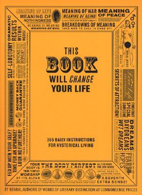 Image for This Book Will Change Your Life