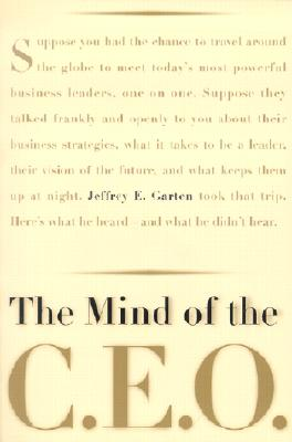 Image for The Mind Of The CEO