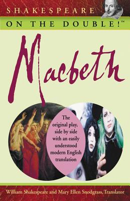 "Shakespeare on the Double! Macbeth, ""Shakespeare, William"""