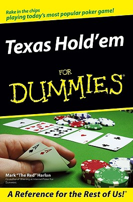 Texas Hold'em For Dummies, Harlan, Mark