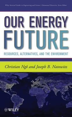 Image for Our Energy Future: Resources, Alternatives and the Environment