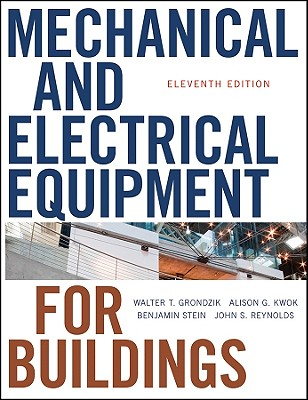 Image for MECHANICAL ANND ELECTRICAL EQUIPMENT FOR BUILDINGS, ELEVENTH EDITION