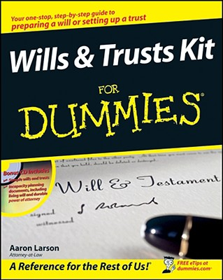 Image for Wills and Trusts Kit For Dummies