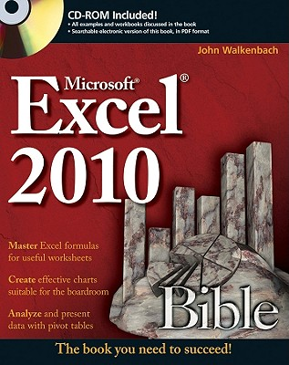 Image for Excel 2010 Bible