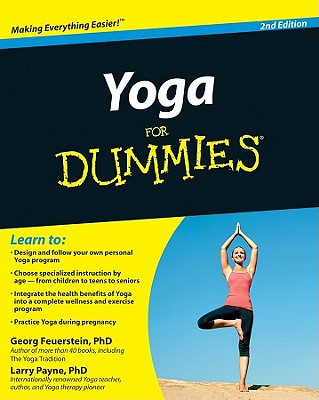 Image for Yoga for Dummies