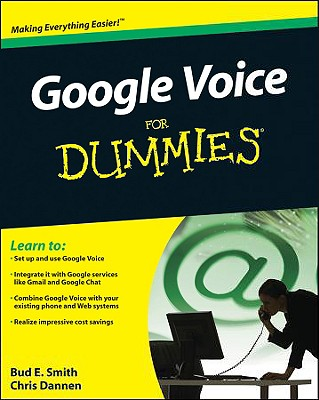 Image for Google Voice For Dummies