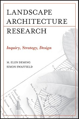 Image for Landscape Architectural Research: Inquiry, Strategy, Design