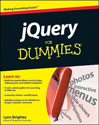 Image for jQuery For Dummies