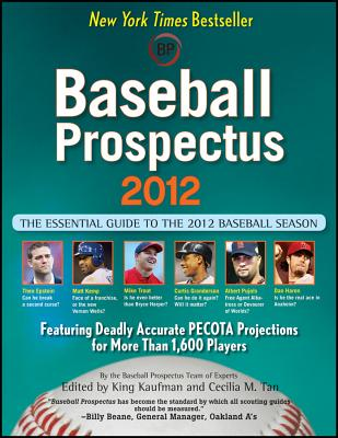 Image for BASEBALL PROSPECTUS 2012