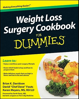 Image for Weight Loss Surgery Cookbook For Dummies