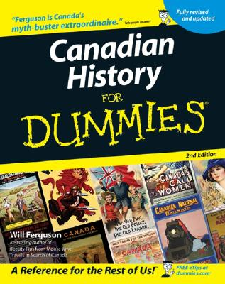 Canadian History for Dummies, Ferguson, Will