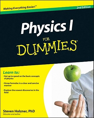 Image for Physics I For Dummies
