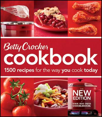 Image for Betty Crocker Cookbook: 1500 Recipes for the Way You Cook Today