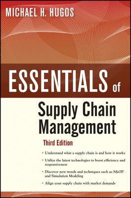 Image for Essentials of Supply Chain Management, Third Edition