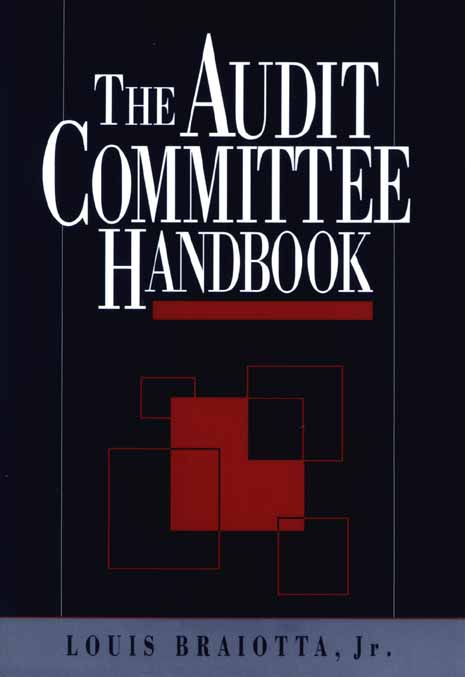 Image for The Audit Committee Handbook