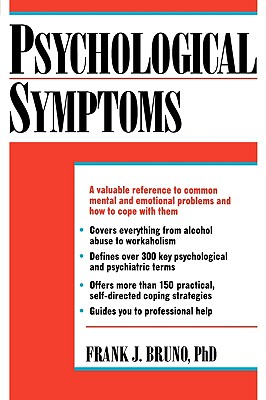 Psychological Symptoms, Bruno, Frank J.