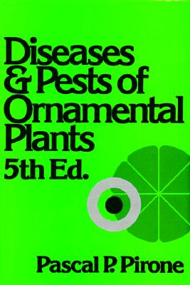 Image for Diseases and Pests of Ornamental Plants
