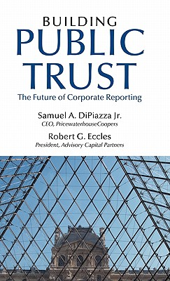 Image for Building Public Trust: The Future of Corporate Reporting
