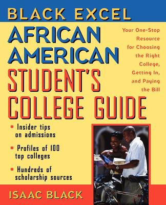 Black Excel African American Student's College Gu, Isaac Black