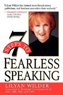 Image for 7 Steps to Fearless Speaking