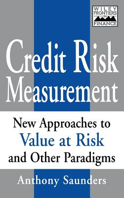 Image for Credit Risk Measurement: New Approaches to Value-