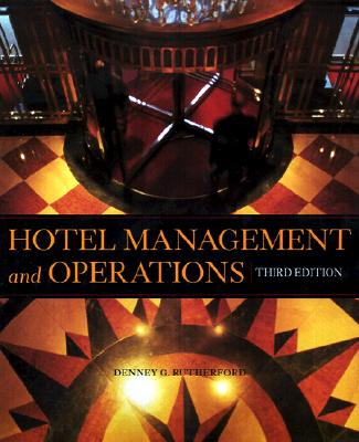 Image for Hotel Management and Operations, 3rd Edition