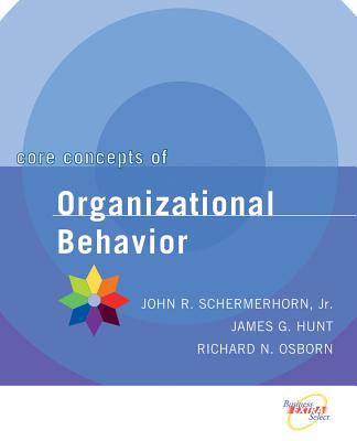 Image for Core Concepts of Organizational Behavior