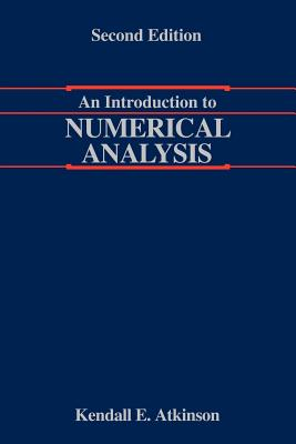 An Introduction to Numerical Analysis, Atkinson, Kendall