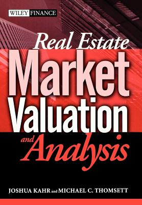 Image for Real Estate Market Valuation and Analysis