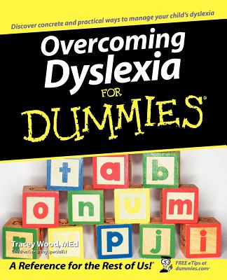 Overcoming Dyslexia For Dummies, Consumer Dummies